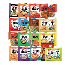Nissin Demae Iccho Instant Noodle Assorted Flavours 100g x 16 packs