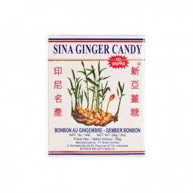 Sina Ginger Candy 56g