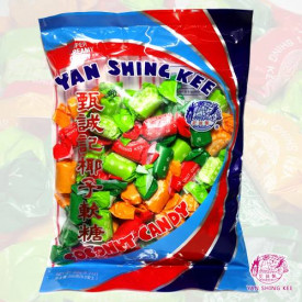 Yan Shing Kee Coconut Gummy Candy