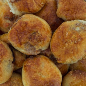 么鳳 クッキー 甘からいチキン風味 450g