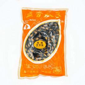 甜香園 味付けスイカの種 甘草とローズヒップ風味 340g
