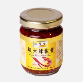 Homei Crispy Prawn Chilli Sauce 190g