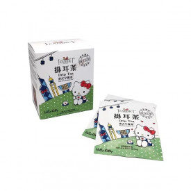TEADDICT Hello Kitty Edition Hong Kong Style Milk Tea Drip Tea Bag 6.5g x 10 teabags