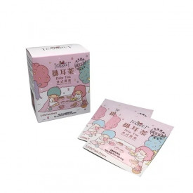 TEADDICT Little Twin Stars Edition Hong Kong Style Yuen Yang Tea Drip Tea Bag 6.5g x 10 teabags