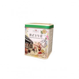 TEADDICT Hong Kong Style Afternoon Tea Teabase Can Packing 100g