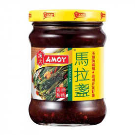 Amoy Belachan Sauce 220g