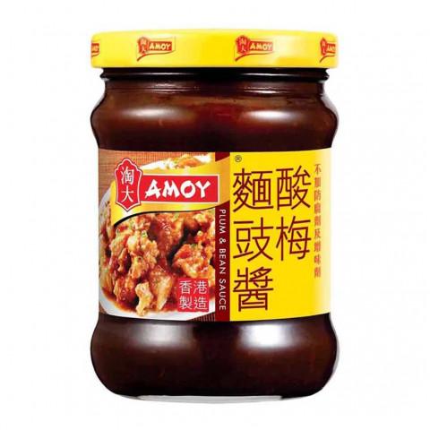 Amoy Plum & Bean Sauce 225g