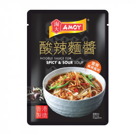 Amoy Spicy Sour Soup Noodle Sauce 60g