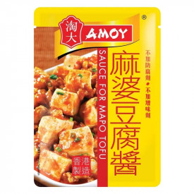 Amoy Pouch Pack-Sauce for Mapo Tofu 80g