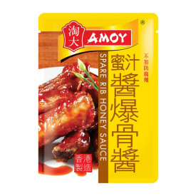 Amoy Pouch Pack-Spare Rib Honey Sauce 80g