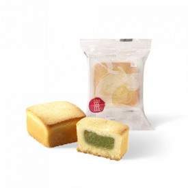 Kee Wah Bakery Pineapple Shortcakes Honeydew Melon Flavour