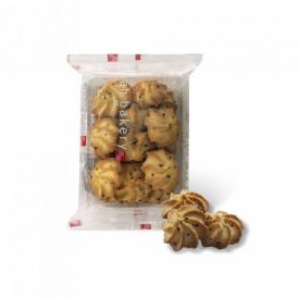 Kee Wah Bakery Black Sesame Egg Albumen Cookies 90g