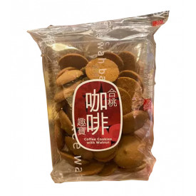 Kee Wah Bakery Cookies Coffee with Walnut Flavour 100g