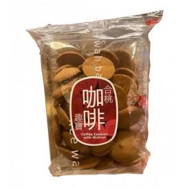 奇華餅家 クルミ入りクッキー コーヒー味 100g