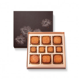 Kee Wah Bakery Assorted Mooncake 10 pieces