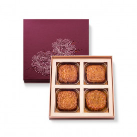 Kee Wah Bakery Assorted Mooncake 4 pieces