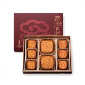 Kee Wah Bakery Assorted Mooncake 8 pieces