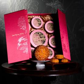 カオルーン シャングリ・ラ ホテル 香港 月餅 詰め合わせギフトセット 8枚