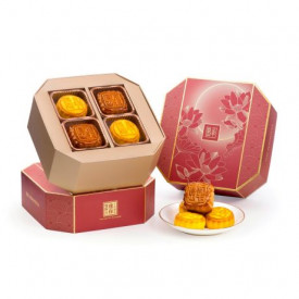 The Peninsula Hong Kong Assorted Mini Mooncake 8 pieces
