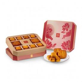 The Peninsula Hong Kong Assorted Mooncakes 10 pieces