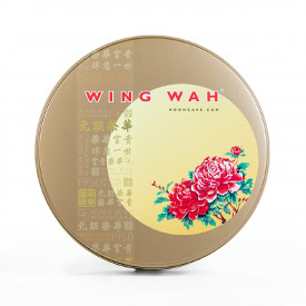 Wing Wah Cake Shop Assorted Mooncakes 8 pieces