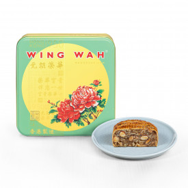 Wing Wah Cake Shop Nuts Mooncake 4 pieces