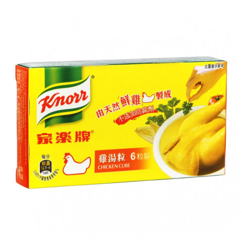 Knorr Cube Chicken 60g