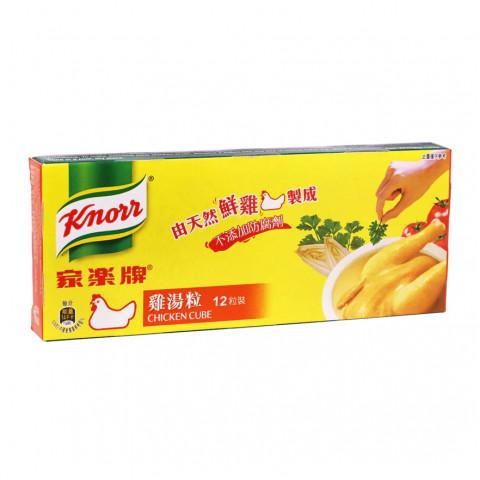 Knorr Cube Chicken 120g