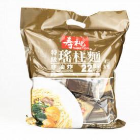 壽桃牌 特級瑤柱麵 22個