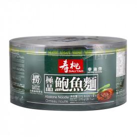 壽桃牌 拌麵 鮑魚麵 570克