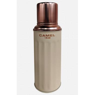 Camel 112 Vacuum Flask 450ml Matte Paint Cherry Pink