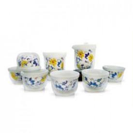 Ying Kee Tea House Phoenix Tea Set