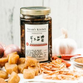 Nicole's Kitchen XO醬 中辣 180克