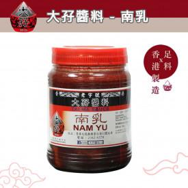 大孖 豆腐乳(南乳) 340g