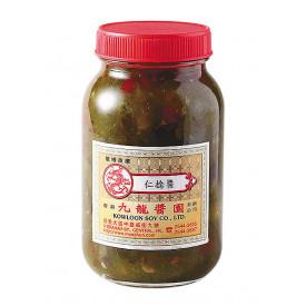 九龍醬園 仁棯醬 225克