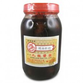 Kowloon Sauce Chinese Gooseberry Sauce with Black Bean 300g
