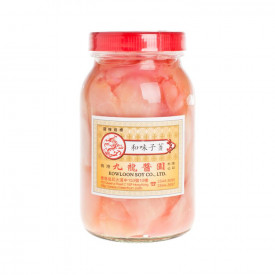 Kowloon Sauce Pickled Ginger 300g