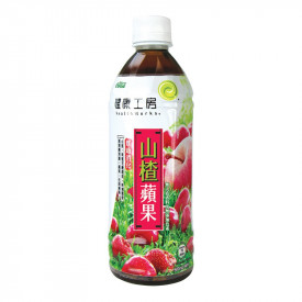Healthworks Hawthorn Apple Drink 500ml