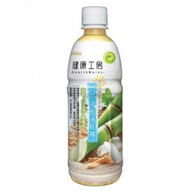 Healthworks Sugarcane, Rhizoma Imperatae and Sea Coconut Drink 500ml