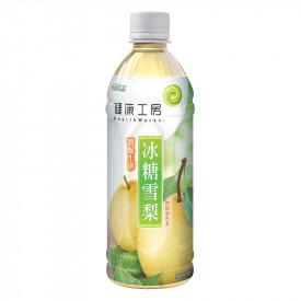 Healthworks Rock Sugar with Pear Drink 500ml