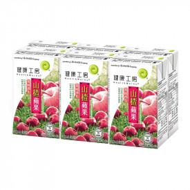 Healthworks Hawthorn Apple Drink 250ml x 6 packs
