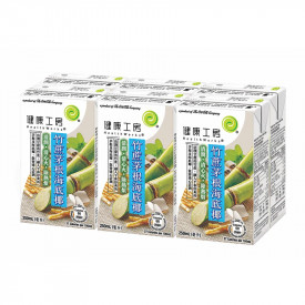 Healthworks Sugarcane, Rhizoma Imperatae and Sea Coconut Drink 250ml x 6 packs