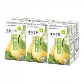 Healthworks Rock Sugar with Pear Drink 250ml x 6 packs