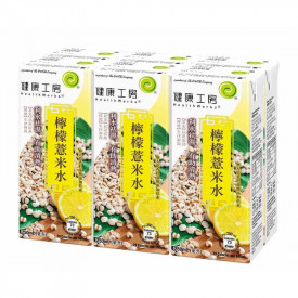 Healthworks Lemon Yiyiren Drink 250ml x 6 packs