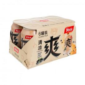 ヨーヒャップセン 仙草ゼリー飲料 300ml × 6缶