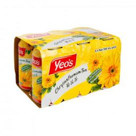 ヨーヒャップセン 菊花茶 300ml × 6缶