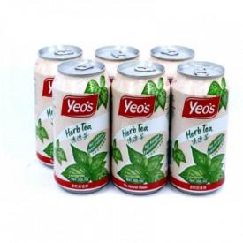 ヨーヒャップセン ハーブティー 300ml × 6缶