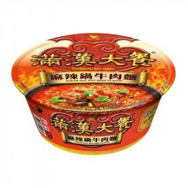 Imperial Big Meal Big Bowl Noodle Super Hotpot Beef Flavor