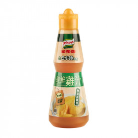 Knorr No MSG Chicken Liquid Concentrate 240g