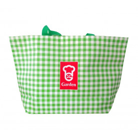 Garden Shopping Bag Green Color